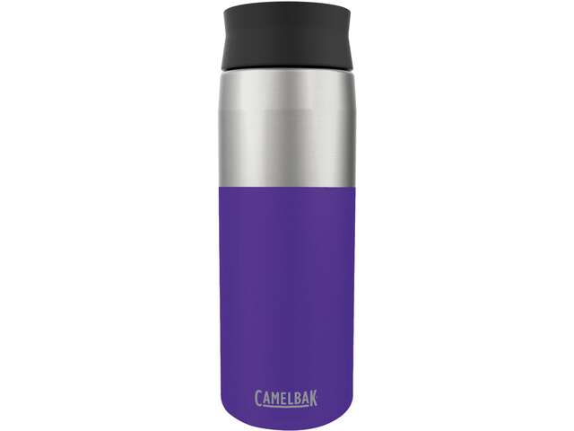 CamelBak Hot Cap Vakuum Isolierte Edelstahlflasche 600ml iris